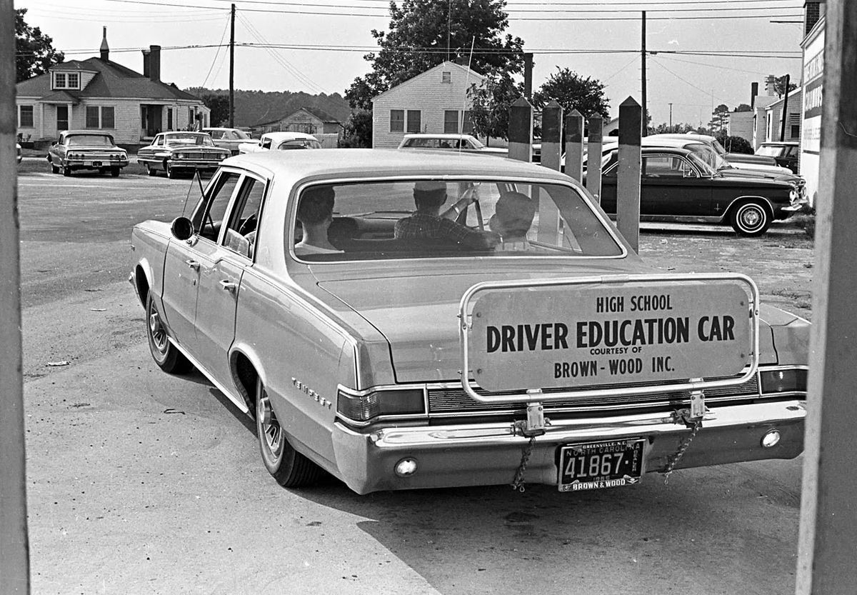 driver education class high school